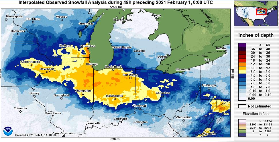 20210201 7 pm 48 hr Regional Snowfall map.PNG